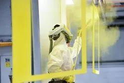 Mild Steel Triglycidyl Isocyanurate Powder Coating Services