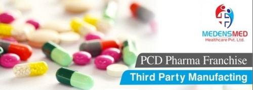 Pharmaceutical Third Party Manufacturing In Chandauli