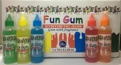 Fun Gum 25 ml  Synthetic Gum