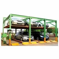 Two Level Stack Parking Maintenance Service