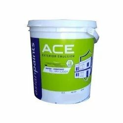 High Gloss Asian ACE Exterior Emulsion Wall Paint, Packaging Type: Bucket, Packaging Size: 20 L