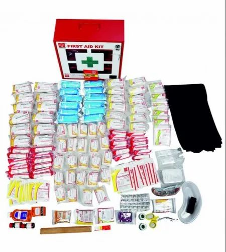 St Johns First Aid Sjf M1 Industrial First Aid Kit Large Designed As Per  Industry Act