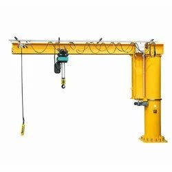 180 Swivel Jib Crane