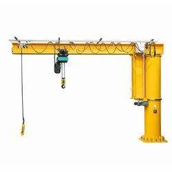 180 Swivel Jib Crane