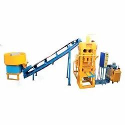 Fully Automatic Fly Ash Bricks Making Plant