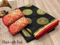 Festive Wear Rich Design In Chanderi Saree