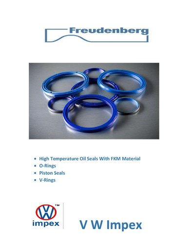 Nilos Ring & Viton O Rings - Freudenberg High Temperature