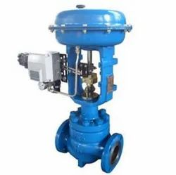 Pneumatic Air Actuated Pressure Control Valve