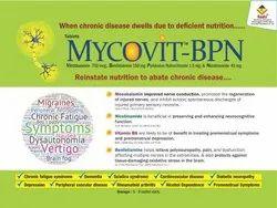 Methylcobalamin,Benfotiamine,Pyridoxine & Nicotinamide