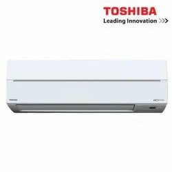 5 Star Split AC Toshiba Inverter Heat Pump Air Conditioner, Capacity: 3.5 Kw