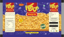 Moong Dal Mixture Namkeen Pouch