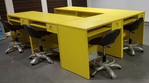 Modular Pre-Laminated ATAL Tinkering Laboratories Furniture