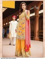 Pakistani Handwork Embroiderd Suits