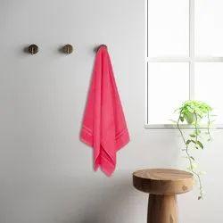 Welspun 1041963 Coral Quick Dry Cotton Bath Towel