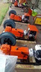 OPGW Single Capstan Winch Machine
