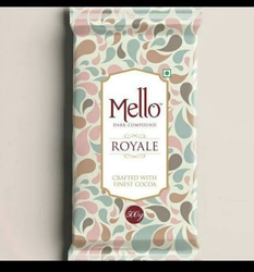 Rectangular Mello Dark Compound Royale 500 Gms Slab