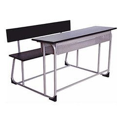 Stainless Steel School Benches
