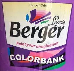 Berger Paints, Packaging Type: Bucket