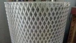 Steel jaali