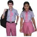 Kids Polyester School Uniform, 20-42