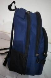 School / College Back Pack - Heavy Rib Rexine