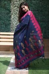 Banglori Raw Silk Saree