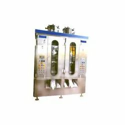 Milk Packing Machine Double Head