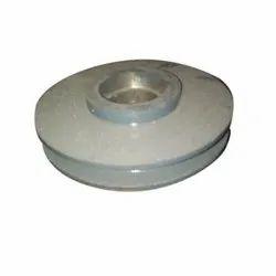 Concrete Machine Pulley