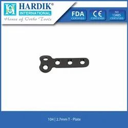 2.7mm T - Plate