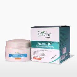 Zordan Herbals Anti Blemishing Cream, Pack Size: 50 Gm , for Personal