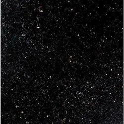 Polished Finish Slab Black Galaxy Marbles, Thickness: 18 Mm
