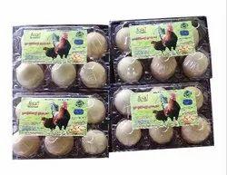 白色,棕色纳图Kozhi mutaai禽蛋,家用,包装类型:一次性塑料托盘