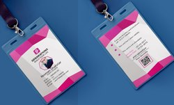 Digital ID Card and pvc customize luggage tag