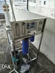 The Golden World Small Size Commercial Water Filters, Capacity: 200lph