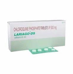 500mg Chloroquine Phosphate Tablets