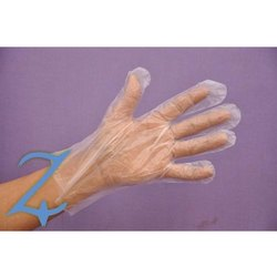C-Cure Disposable Plastic Gloves