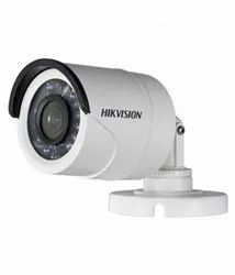 2 MP Day & Night Hikvision Bullet Camera, For Outdoor, Camera Range: 15 to 20 m