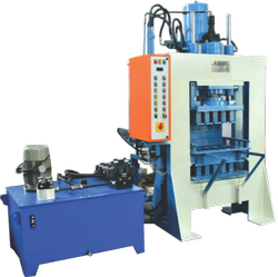 Fly Ash Brick Making Machine Fully Automatic, SK / 5 Blocks