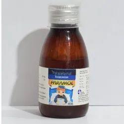 Paracetamol 60ml Syrup