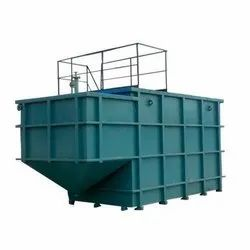 packaged swage treatment plant