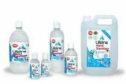 Hand Sanitizers Liquid