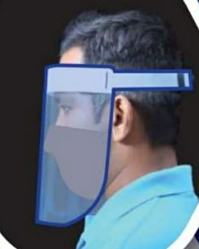 Saintgobain Face Shield