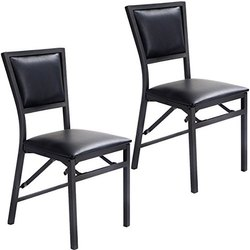 Black Wooden Chair