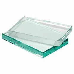 Laminated Toughened Glass, Shape: Flat