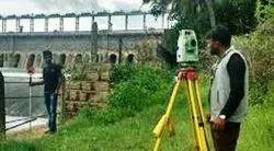Hiring of DGPS Machine with Surveyor