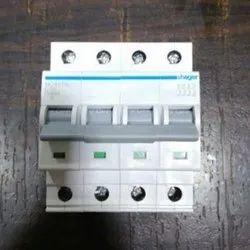 Hager 3 Phase Miniature Circuit Breaker