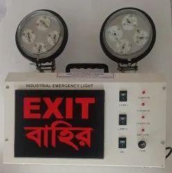 Industrial Emergency Light (LED Model_2_EB)