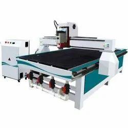 Semi Automatic CNC Routers Machine