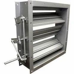 JBE Manual Air Damper