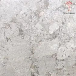 Silver Grey Italian Marble, Application Area: Flooring, Thickness: 16 mm